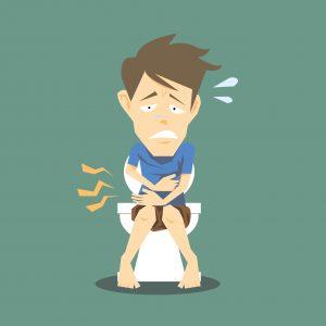 diarre eller lös i magen